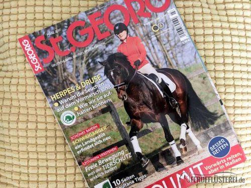 Pferde Zeitschriften Magazine St. Georg