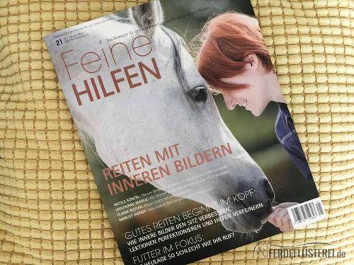 Pferde Zeitschriften Magazine Feine Hilfen