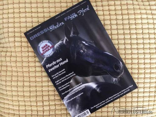 Pferde Zeitschriften Magazine Dressurstudien