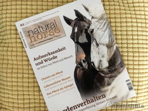 Pferde Zeitschriften Magazine Natural Horse