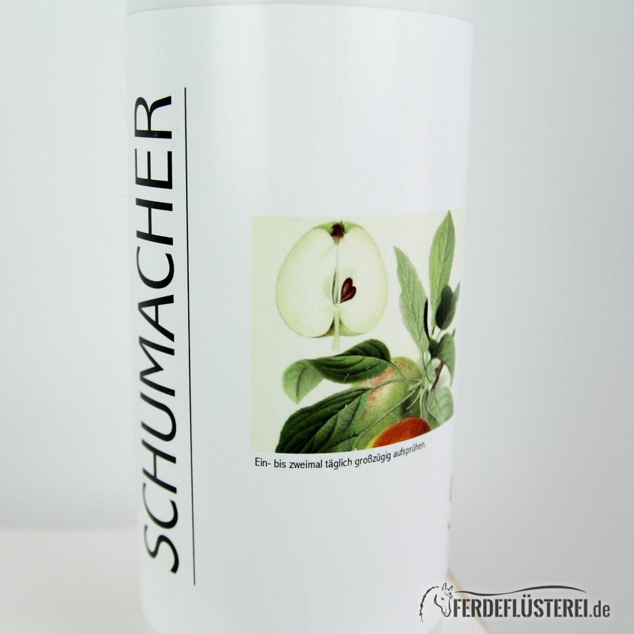 Schumacher vegane Pflege Pferd Cover