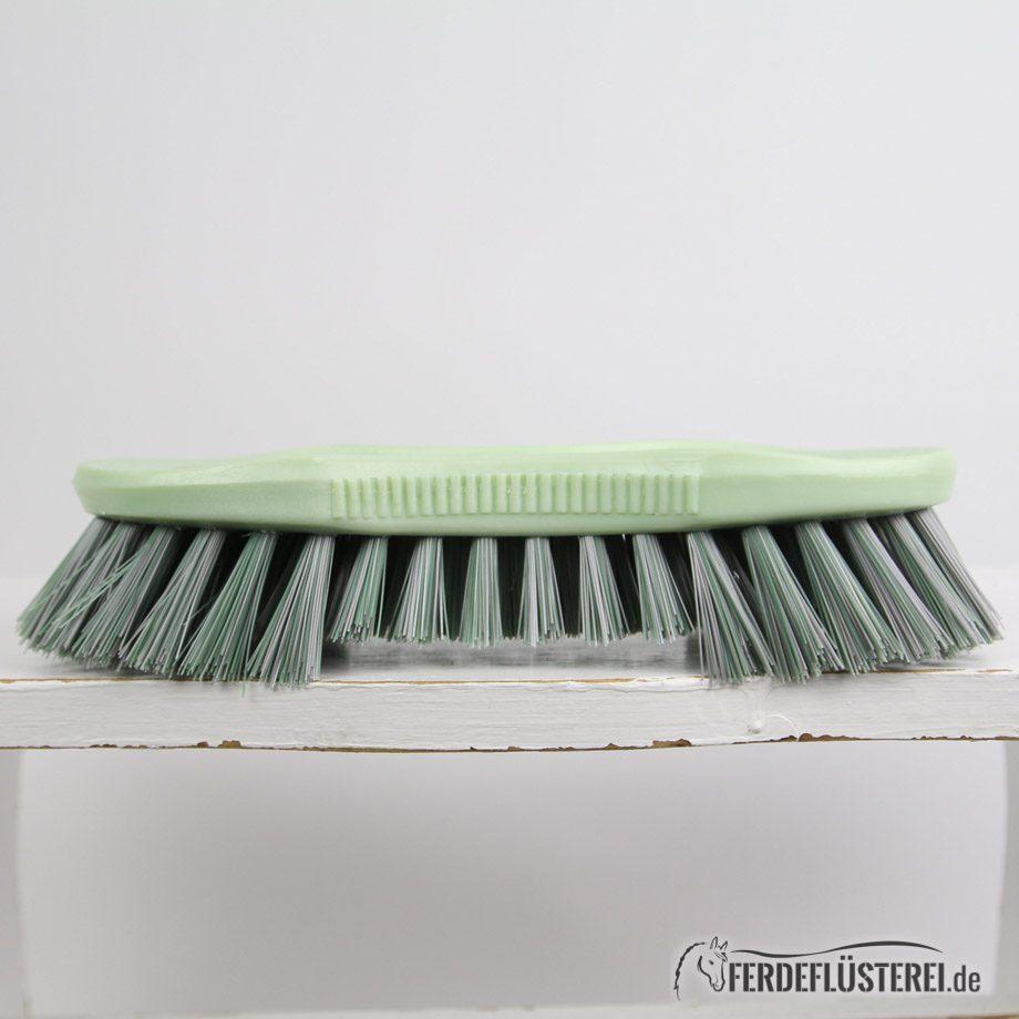 Leistner Bürste Waschbürste grün seitlich