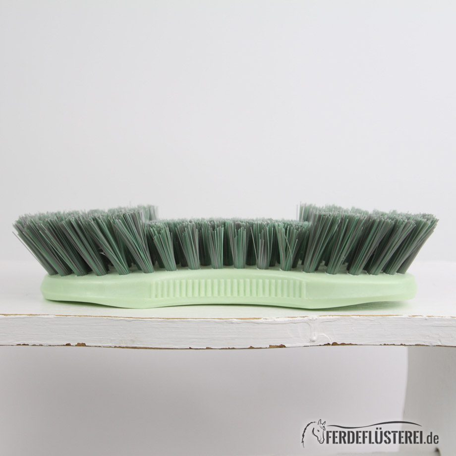 Leistner Bürste Waschbürste grün borsten