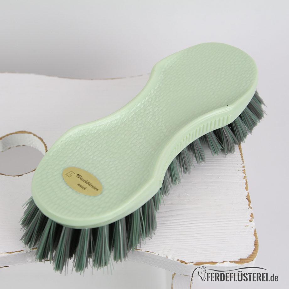 Leistner Bürste Waschbürste grün total