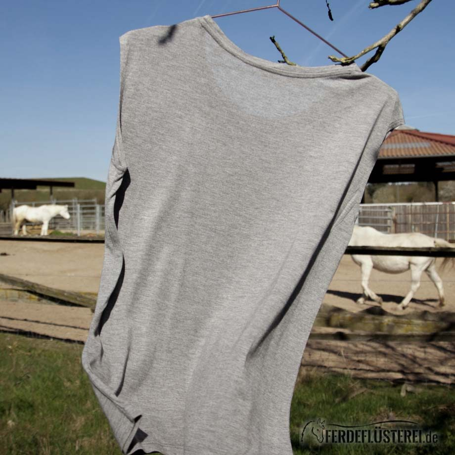 Neonow Einhorn Shirt Modal Fashion hinten