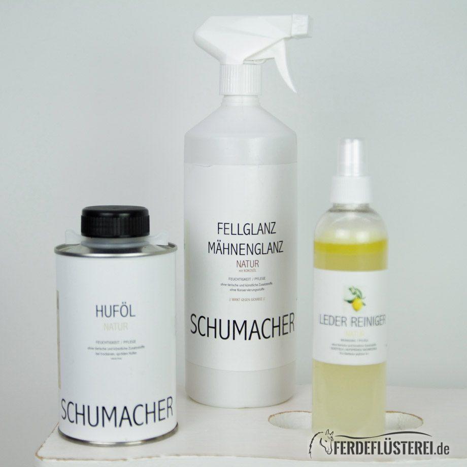 Schumacher vegane Pflege Pferd