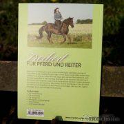 Crystal Verlag Buch Wissen Pferde Halsringreiten Penquitt Rückseite