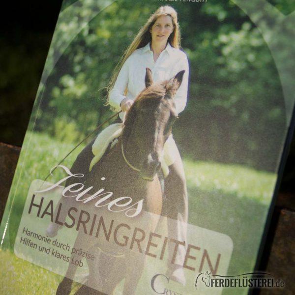 Crystal Verlag Buch Wissen Pferde Halsringreiten Penquitt Cover nah