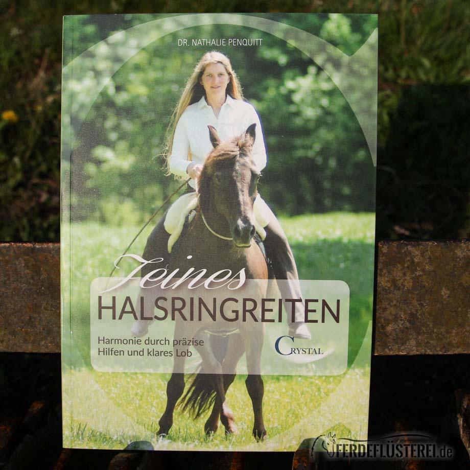 Crystal Verlag Buch Wissen Pferde Halsringreiten Penquitt Cover