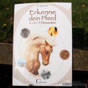 Crystal Verlag Buch Wissen Pferde 5 Elemente Cover