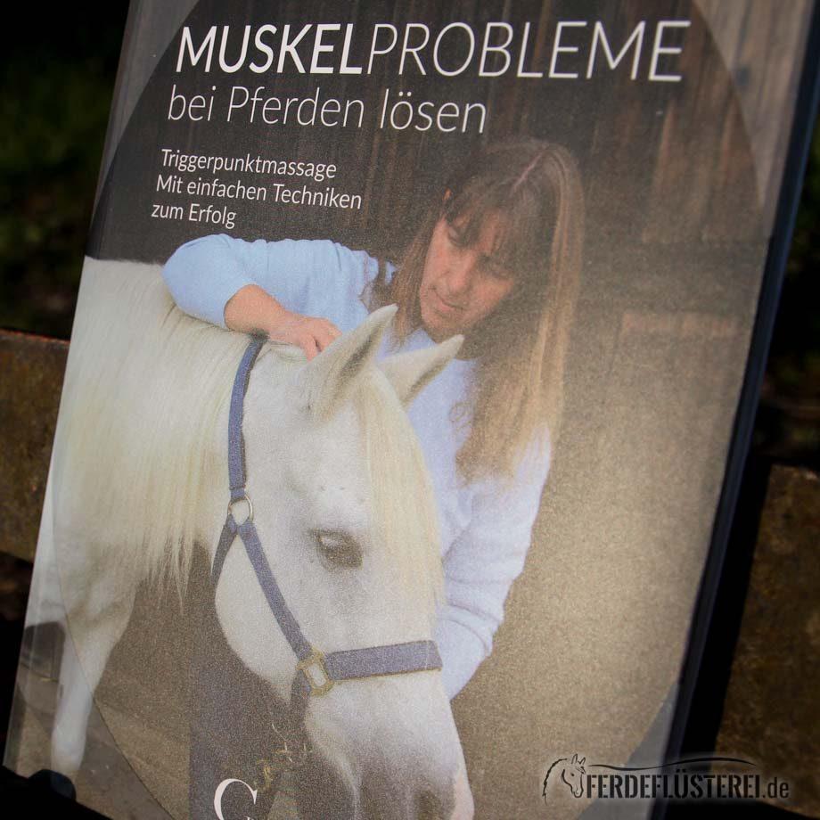 Crystal Verlag Buch Wissen Pferde Muskelprobleme bei Pferden lösen Cover nah