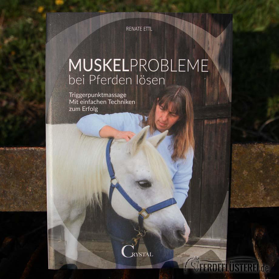 Crystal Verlag Buch Wissen Pferde Muskelprobleme bei Pferden lösen Cover