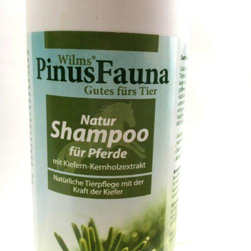 Mildes Shampoo für Pferde Pinus Kräuterwiese