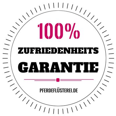 Zufriedenheits-Garantie