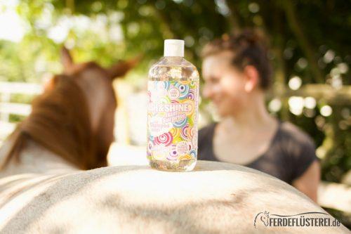 Richtig Waschen Pferd Shampoo