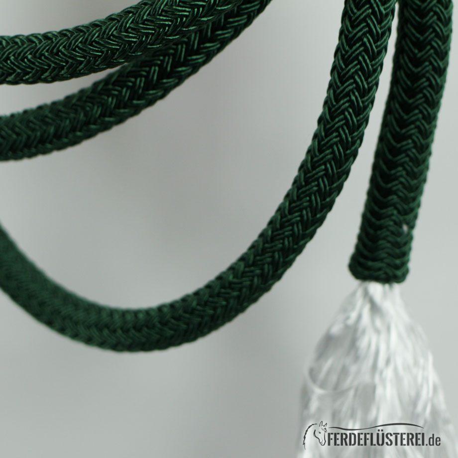 Brockamp Rope 3.70 Tannengrün Puschel