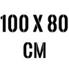 100 x 80