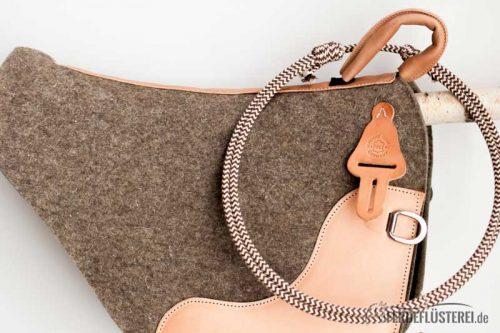 Horsegear - Filz - Pferd Pad mit Reitring