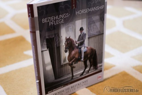 Bent Branderup Beziehungspflege Horsemanship Buch