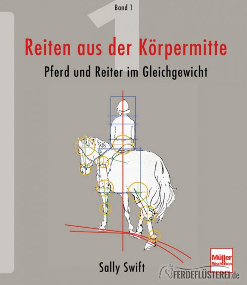 SAlly Swift Centered Riding Buch MÜller Rüschlikon