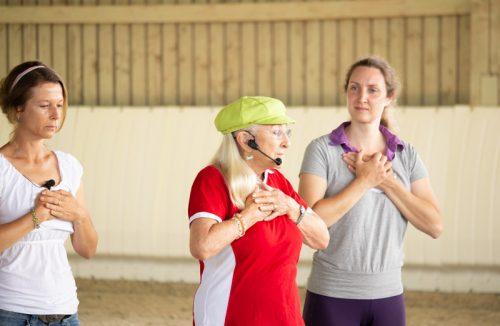 Mit 3 Schritten zu mehr Vertrauen! Was du von Linda Tellington-Jones lernen kannst 22