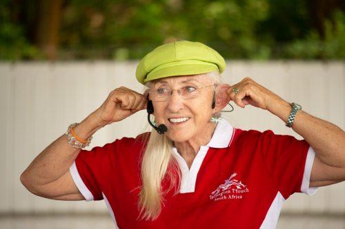 How to TTOUCH! Linda Tellington-Jones erklärt wie sie wirken 4