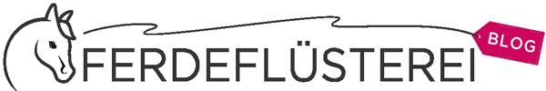 Pferdeflüsterei Blog Logo