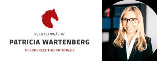 Patricia_Wartenberg Pferderecht Anwältin