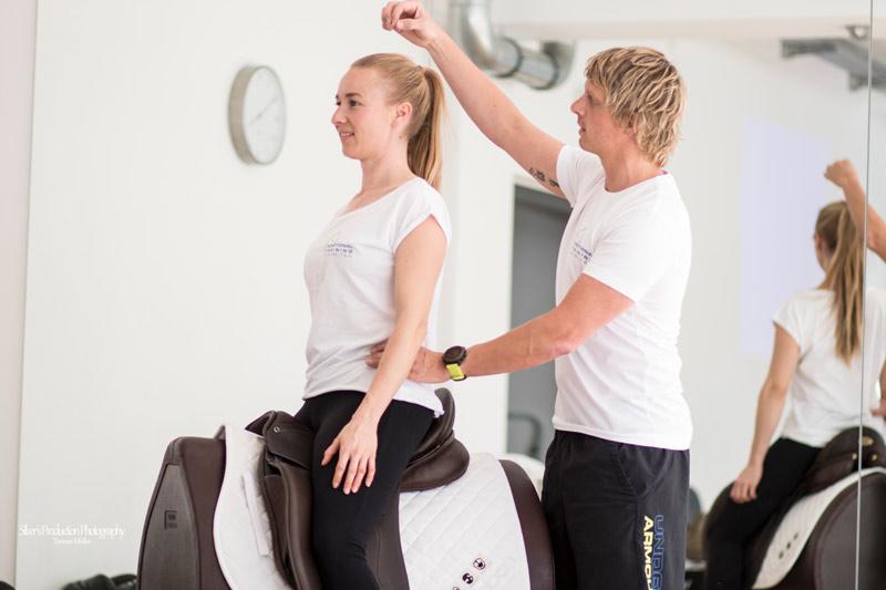 Functional Training Reiter Reitersitz Sport