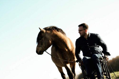 Timo_Ameruoso_Pferd-Spaziergang