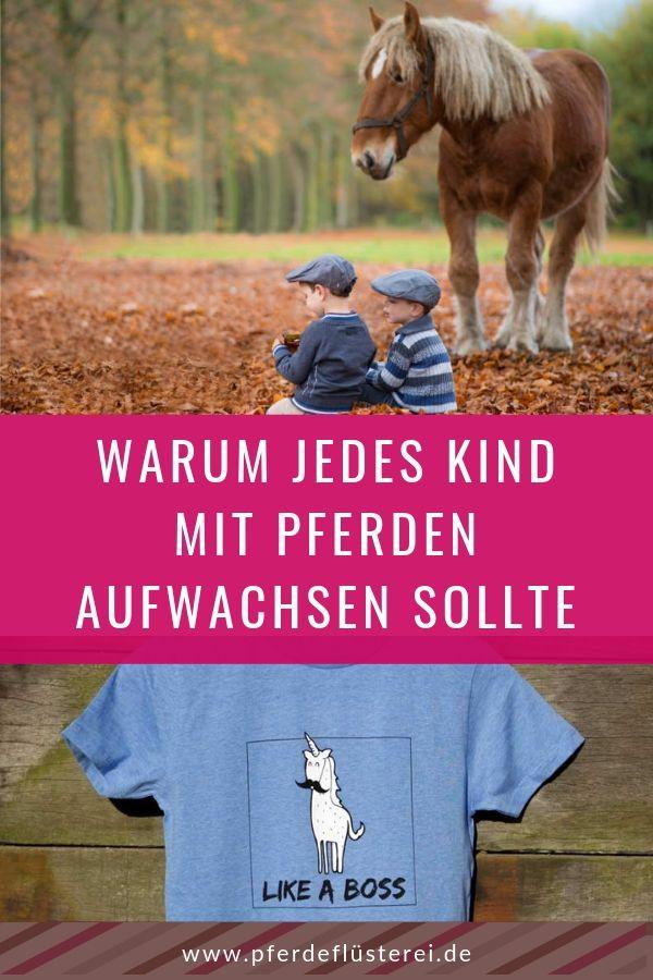Perfect Match? Kinder und Pferde 1