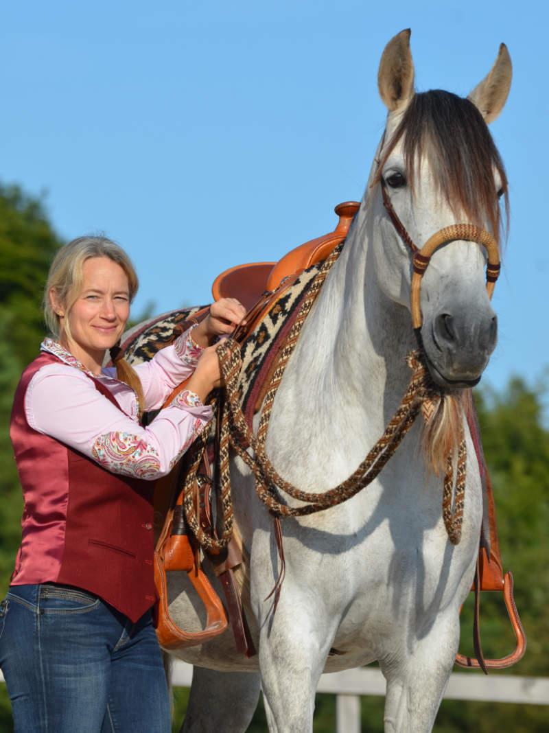 Western & Dressage! Schritt für Schritt zu einem feinen Reitpferd 3
