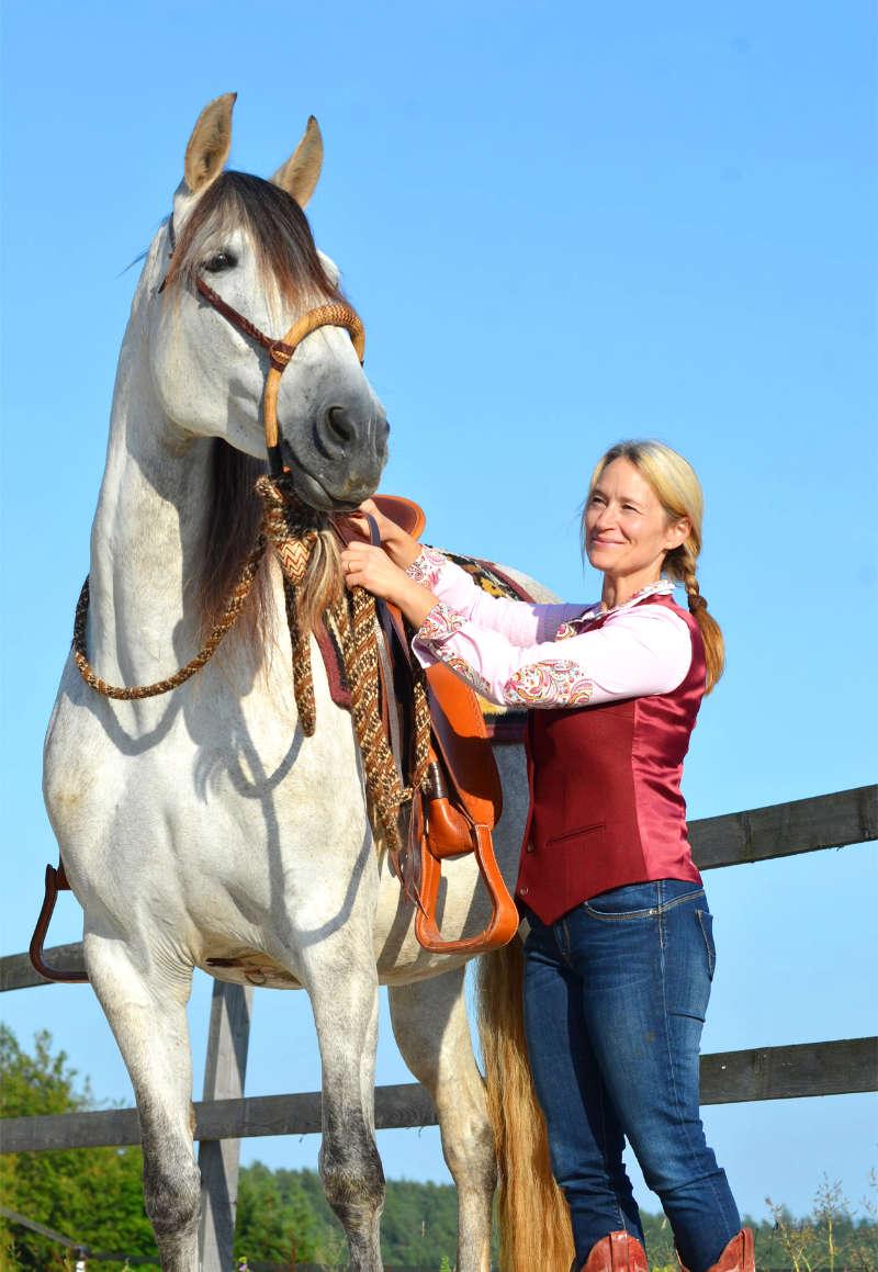 Western & Dressage! Schritt für Schritt zu einem feinen Reitpferd 4