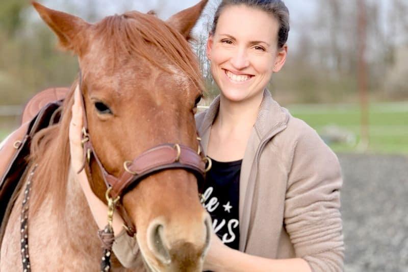 Pferdegesten, die Liebe zeigen: Die 7 größten Anzeichen dass Dein Pferd Dich mag 4