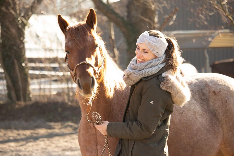 Pferdeflüsterei.de - Weil dein Pferd dich dafür lieben wird. 5