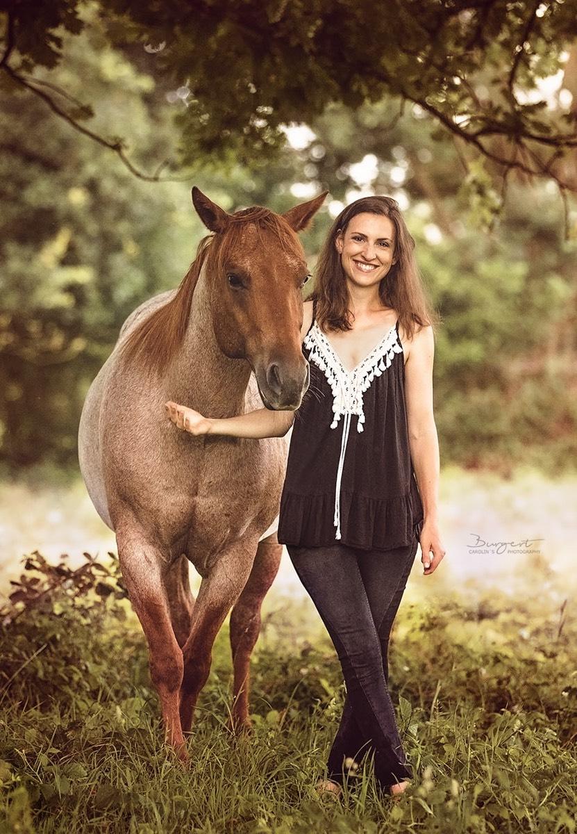 Pferd eindecken - ja oder nein? 2