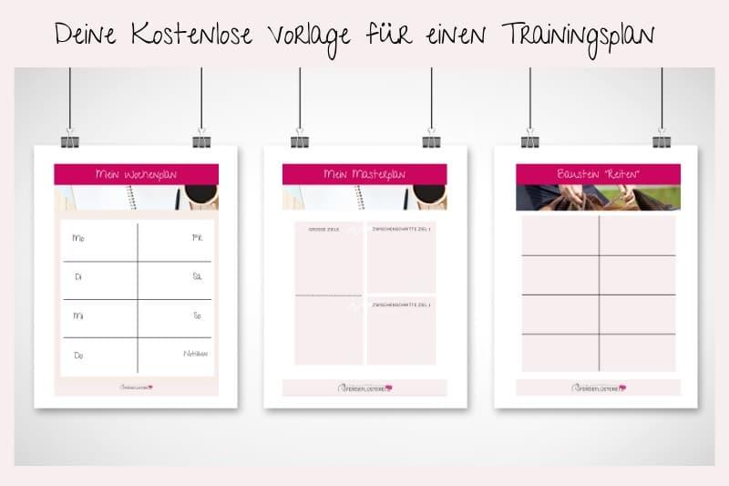 Trainingsplan Vorlage Excel Hubscher Trainingsplan