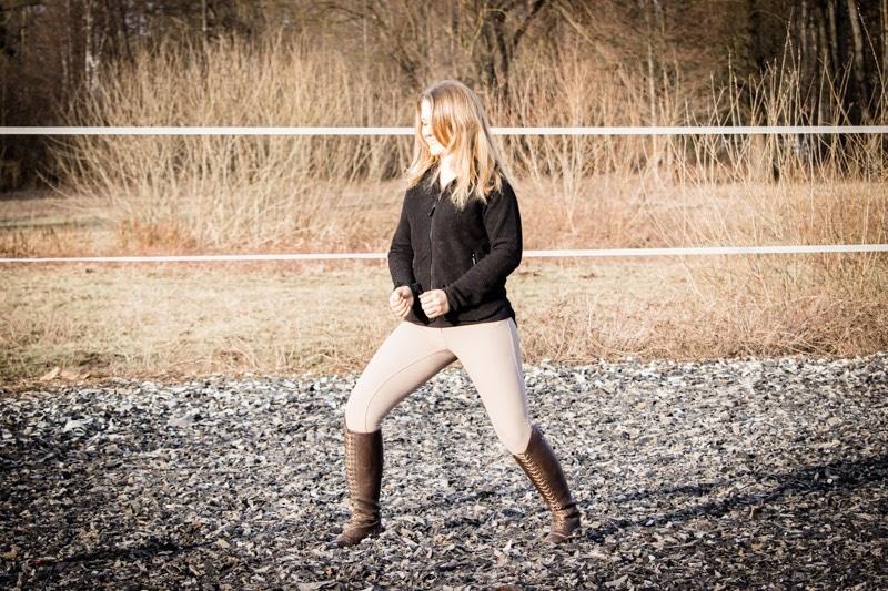 Schulterherein Reiten – einfache Schritt-für Schritt Anleitung 5