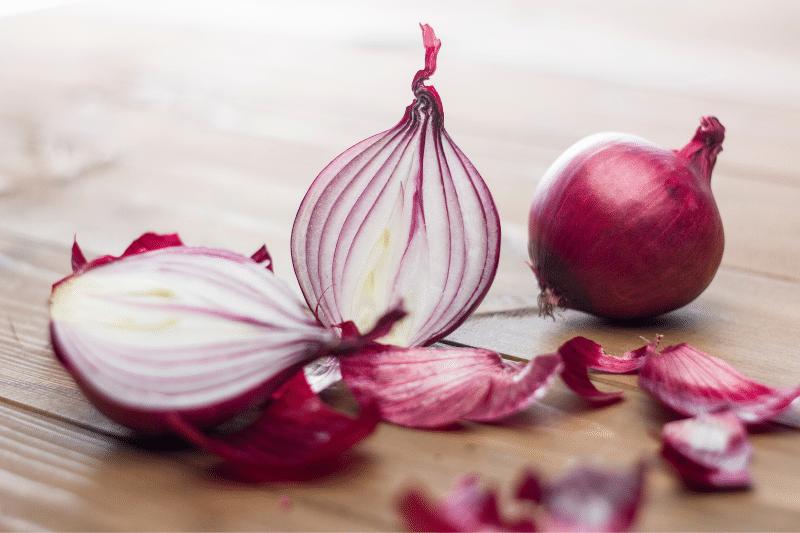 Bild einer Zwiebel